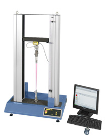 MultiTest 10-i universal tester for tensile and compression testing