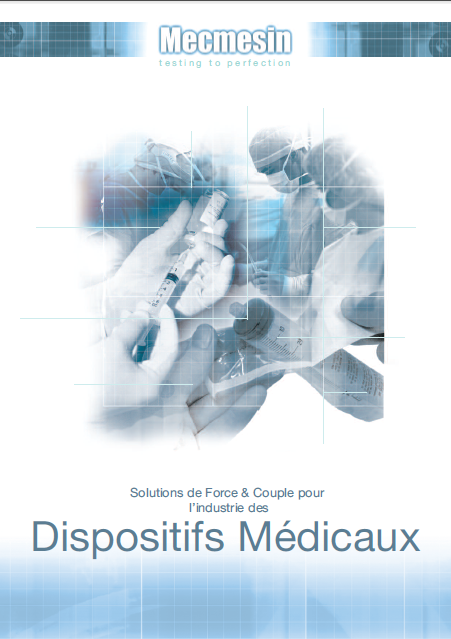 medical devices brochure